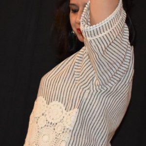 Crochet Top Lacy Affair