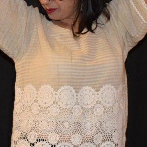 Crochet Top Lacy Craze