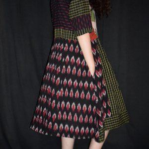 Hasta Kalamkari Dress