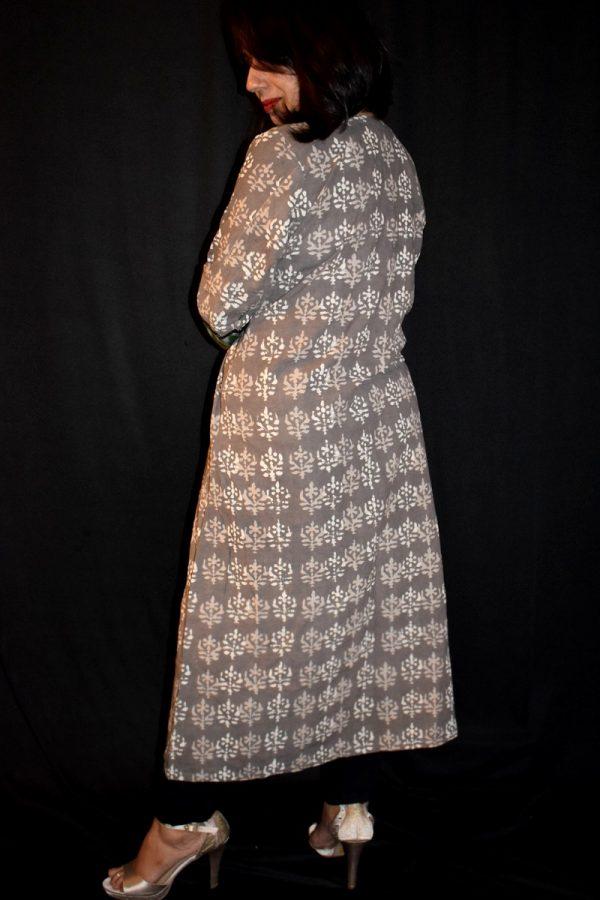 Bagru Dress
