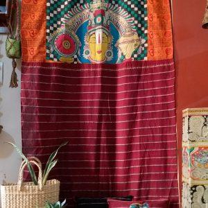 Kalamkari Curtain