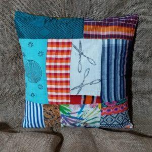 Blocky Block Cushion