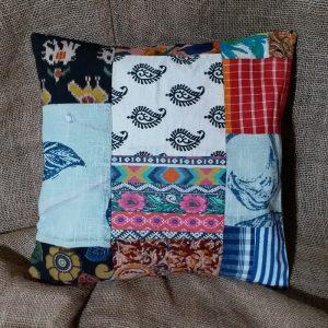 Beauty Blocks Cushion