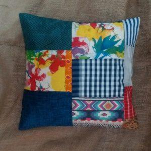 Basic Blocks Cushion