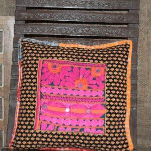 Kutch Katha Cushion 3