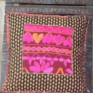 Kutch Katha Cushion 4